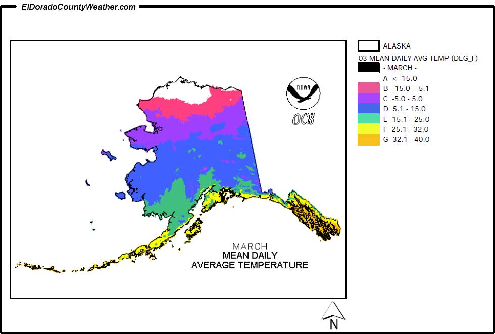 Alaska Temperature Map Index of /climate/US Climate Maps/images/Alaska/Temperature/Mean