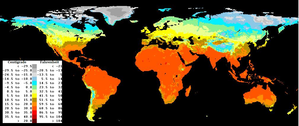 Global Precipitation & Temperature Outlook for October 2015 — ISCIENCES